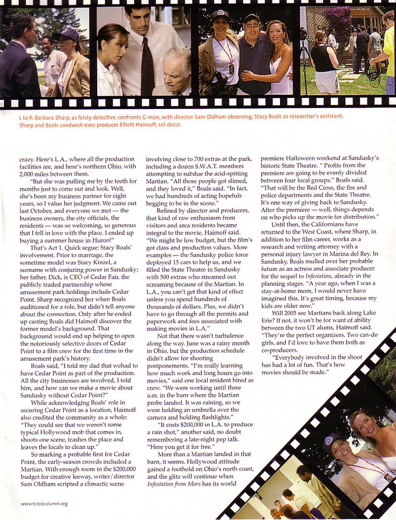 UT Alumni Mag. Fall '04 - Page 2