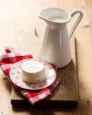 biologisch geitenkaas met rauwe melk
