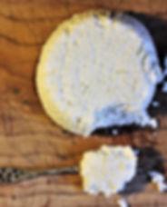 ricotta licht zonder room van geitenmelk