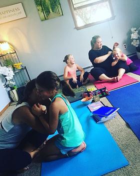 Instagram Mother Daughter Mindfulness Yo