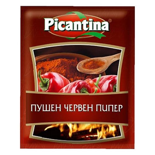 ПУШЕН ЧЕРВЕН ПИПЕР ПИКАНТИНА