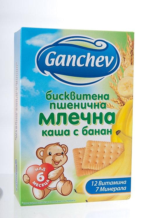 БИСКВИТЕНА КАША С БАНАН ГАНЧЕВ 200 ГР.