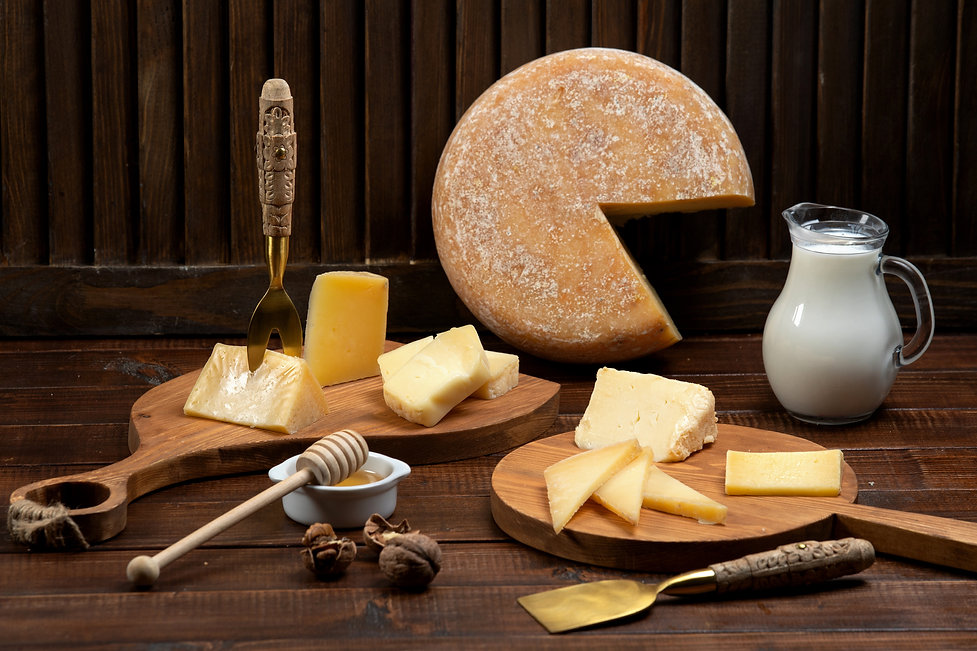 cheese-cuts-places-wooden-cutting-boards