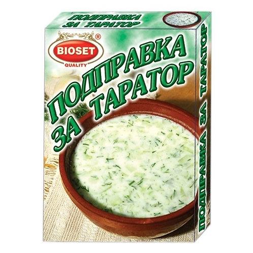 ПОДПРАВКА ТАРАТОР 50ГР КУТИЯ БИОСЕТ