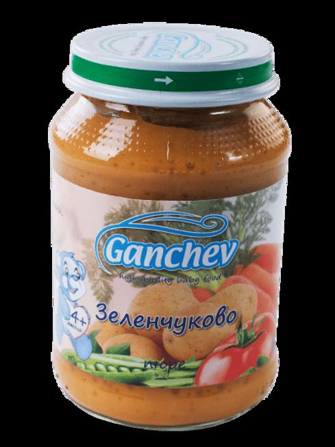 ПЮРЕ ЗЕЛЕНЧУКОВО ГАНЧЕВ