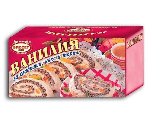 ВАНИЛИЯ БИОСЕТ 200ГР.
