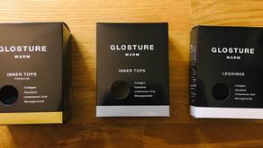 【実績】Glostureパッケージ