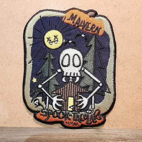 """SPOOKTACULAR"" Halloween Patch"