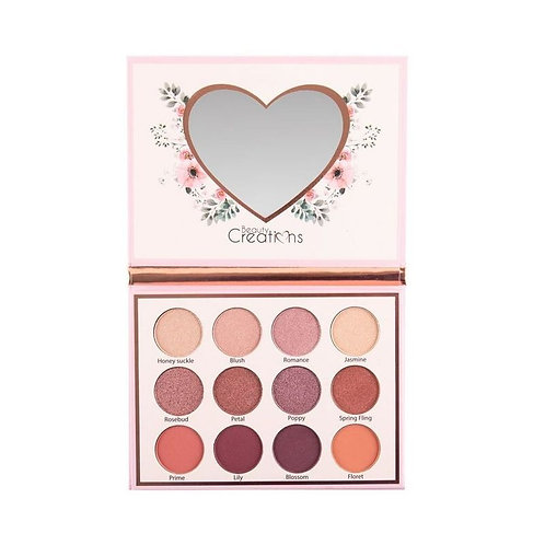 Beauty Creations: Eye Bloom Eyeshadow Palette