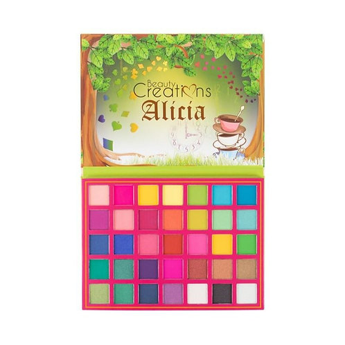 Beauty Creations: Alicia Eyeshadow Palette