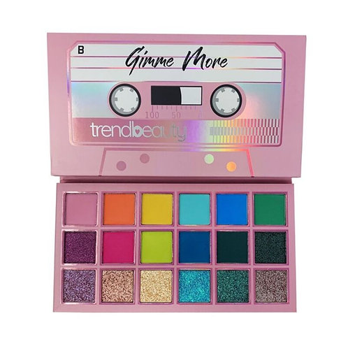 TrendBeauty: Gimme More Eyeshadow Palette