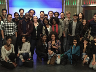 You are a recipient of a Groundlings Diversity Scholarship