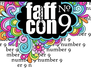 Good news! Your application for FaffCon 9 - Charlotte has been approved and we look forward to seein