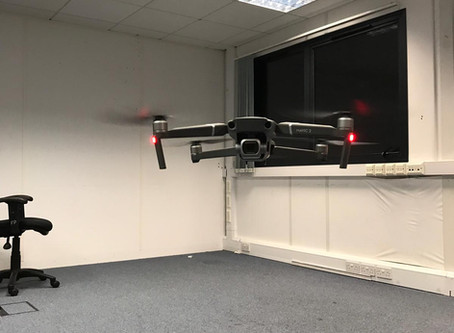 VTOL Productions Drone Upgrade