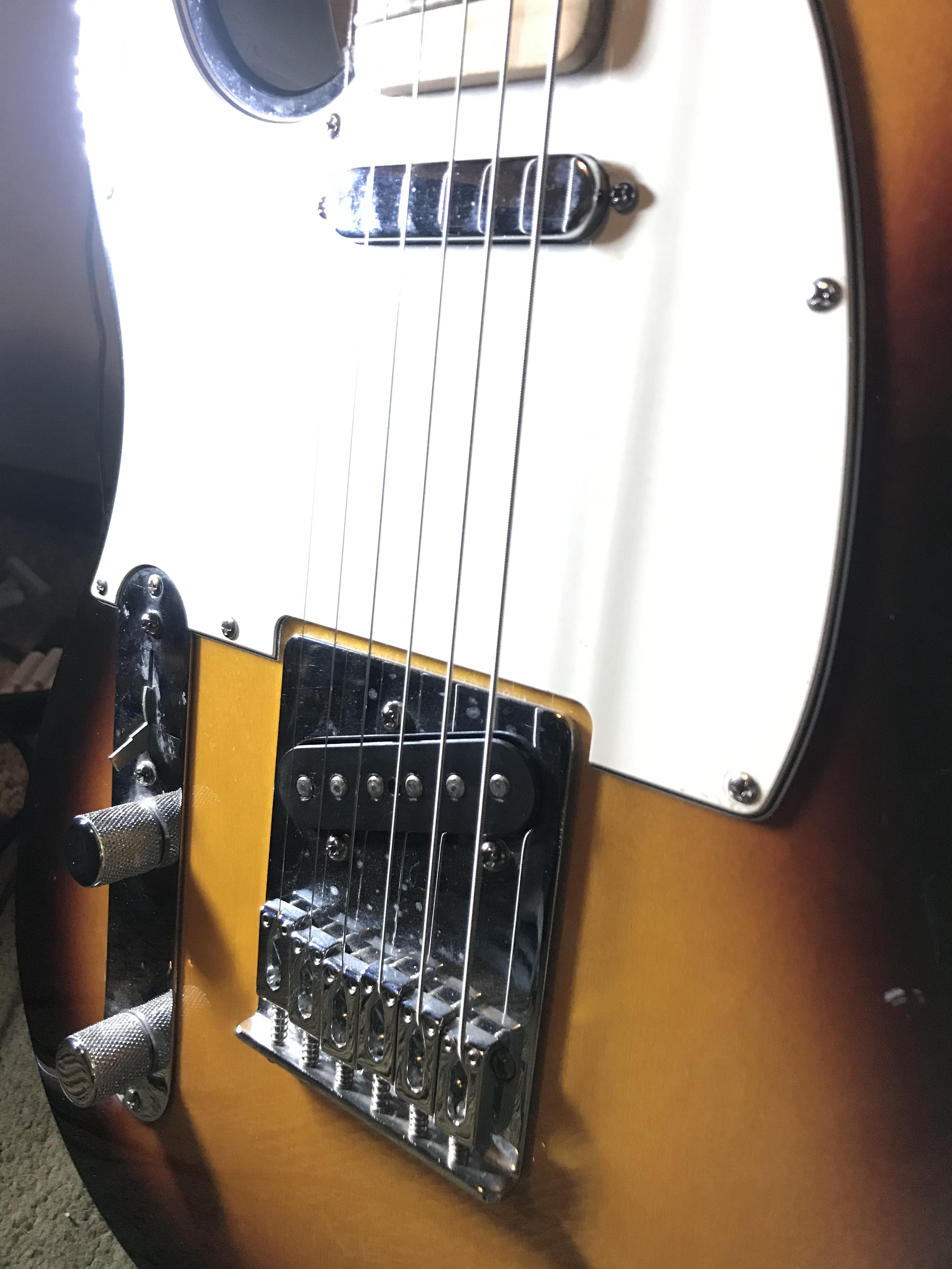 Individual Online Guitar Lesson