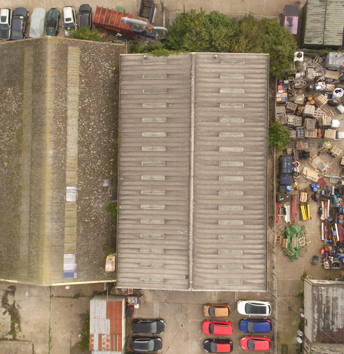 Aerial drone survey- Commercial Drone in