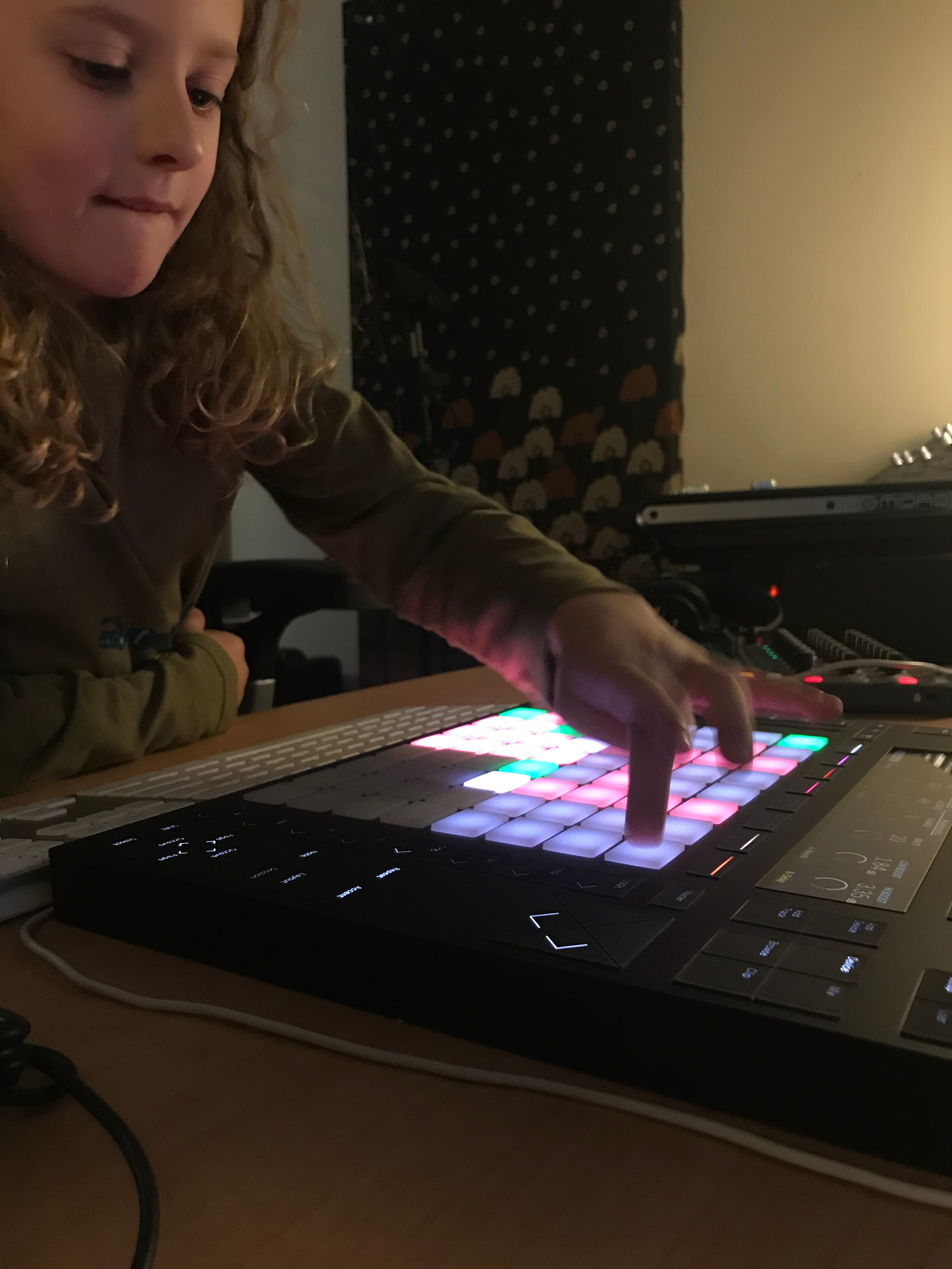 Individual Music Program Training