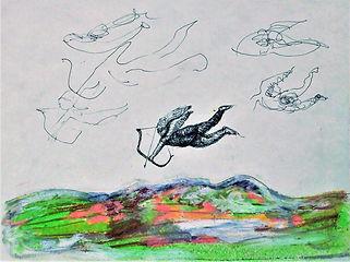 Ange et paysage 14,7 x 19,5 cm (2).jpg