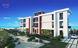 Lido Beach House Modern Day