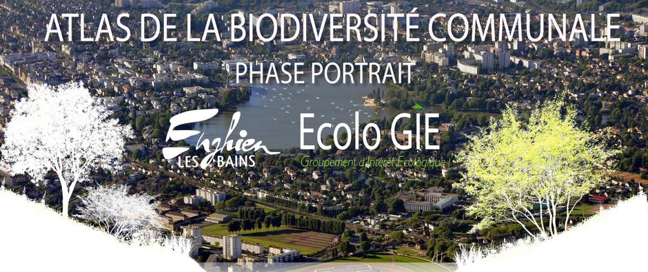 Portait de la biodiversité d'Enghien-les-Bains