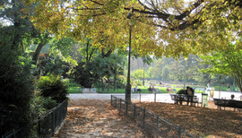 Label Gestion Ecologique - Parc Monceau.