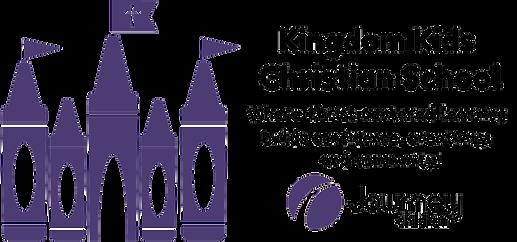 KKCS with JC Childrens long 4E3D73 logo