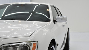 クライスラー 300C ライト研磨+Glass Shield施工