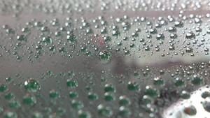 フロントガラスの撥水加工