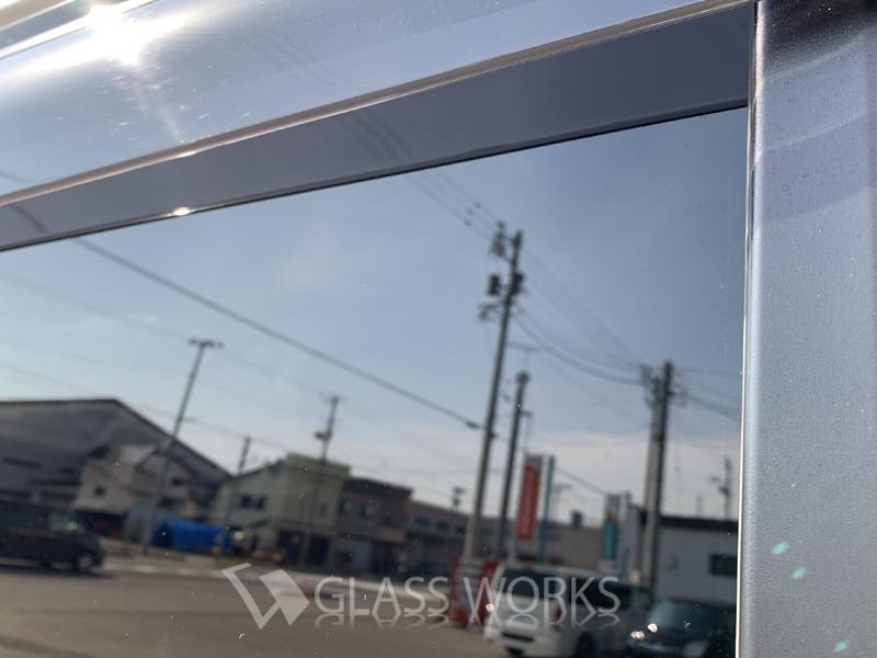 トヨタ、ヴォクシーのカーフィルム施工4