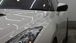 日産 GT-R レギュラー研磨+1043 Nano-Filコーティング施工