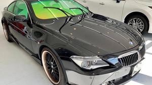 BMW 6series coupé funkyghost
