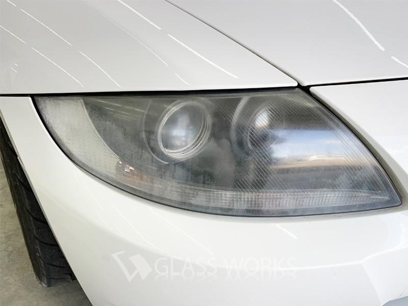 モールやヘッドライト、傷んでいませんか?(BMW Z4)2