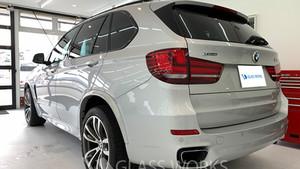 BMW X5 高断熱シルフィードSC7020