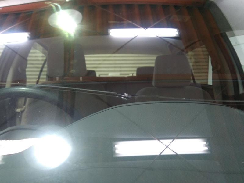 トヨタベルタのグッドプライスフロントガラス2