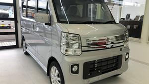 新車のエブリィワゴンを熱反射コートテクトver2仕様へ。