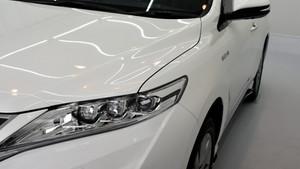 トヨタ ハリアー 艶出し研磨+1043 Nano-Filコーティング施工
