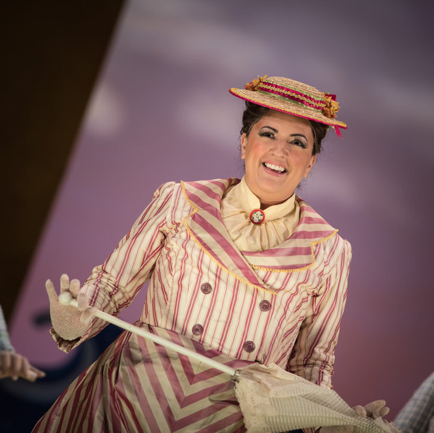 Edith in Pirates of Penzance, Photo by J. Kat Photo
