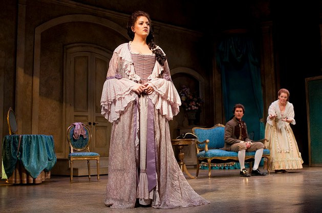Countess in The Marriage of Figaro
