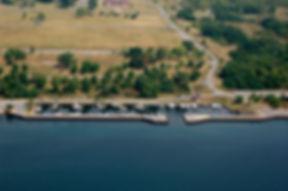 Sampson State Park Marina
