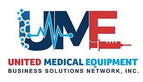 Logo_UnitedMedicalEquipmentBusinessSolut