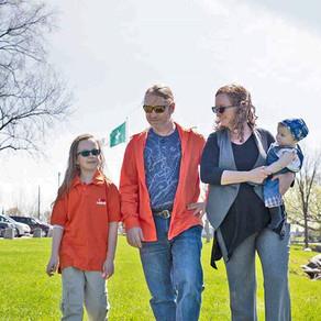 How to achieve family/work balance? Comment atteindre un équilibre familial ?