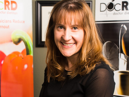 Interview with Dr. Michelle Mudge-Riley, D.O., M.H.A