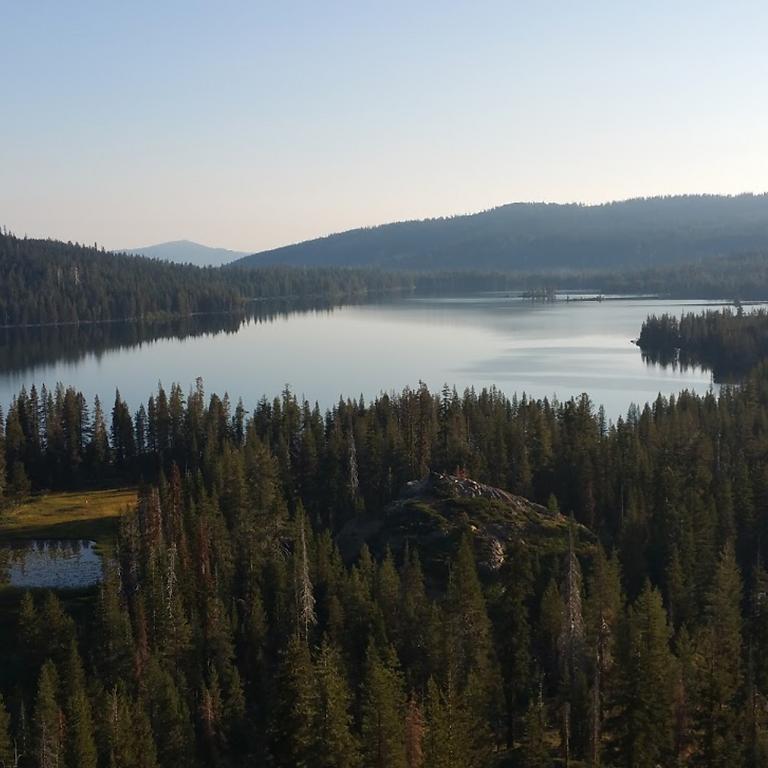Q3 Club Camping Trip to Gold Lake, CA