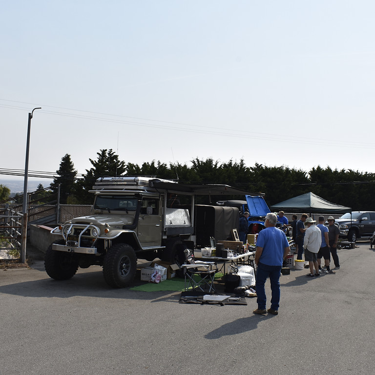 23rd Annual PMC Swap Meet and Show and Shine