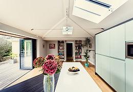 Westover - contemporary single-storey extension