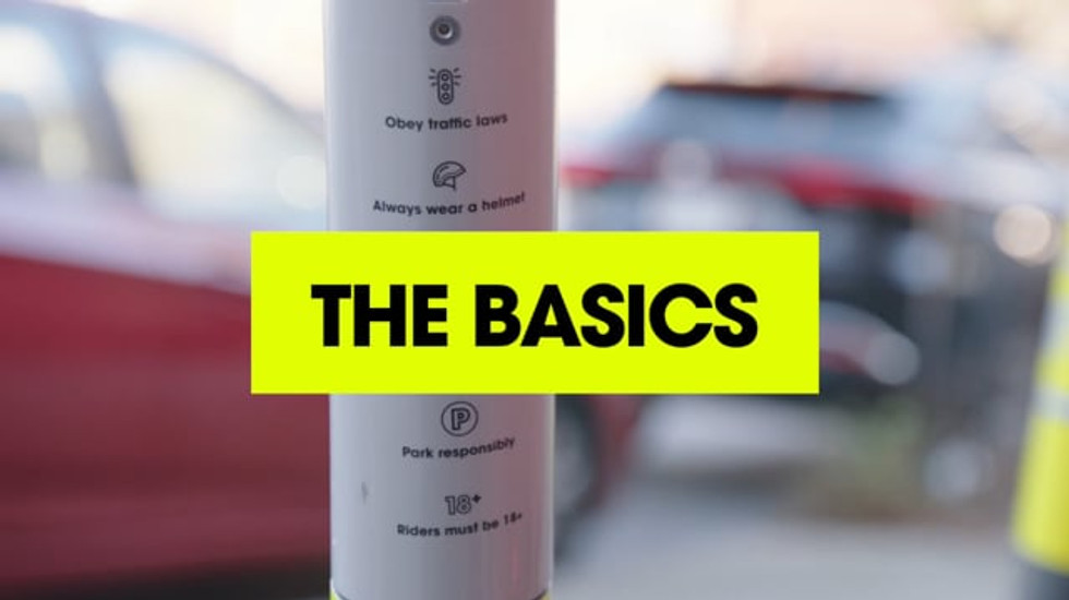 """LINK Scooters: """"The Basics"""""""