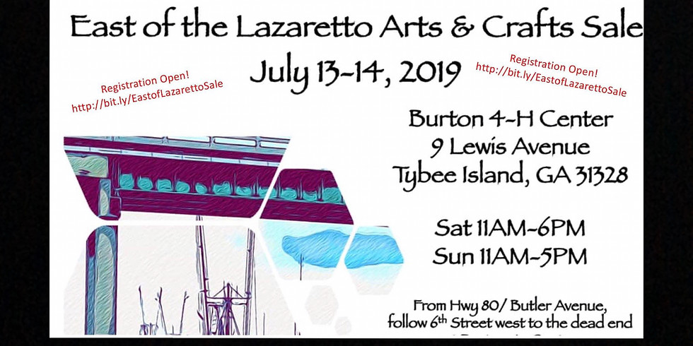 East of Lazaretto Arts & Crafts