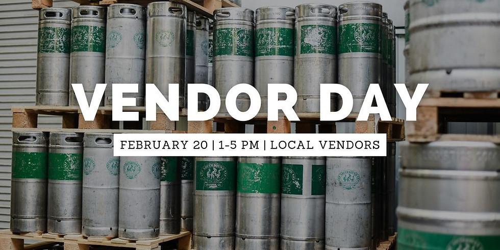 Vendor Day @ Southbound Brewing Compay