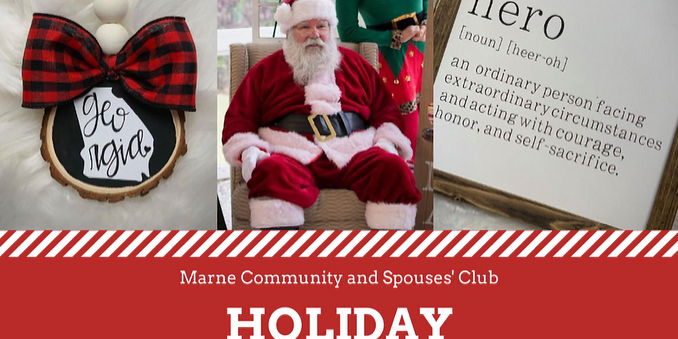 Marne Community & Spouses Club Holiday Craft Fair