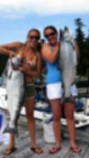 cortes island fishing